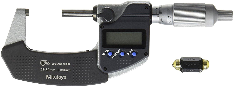 Panme đo ngoài điện tử 25-50mm/ 0.001mm 293-245-30 MITUTOYO
