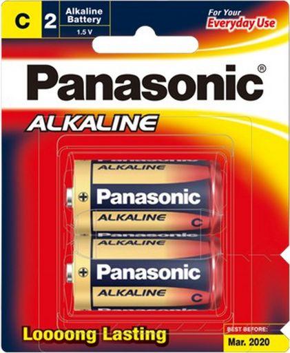 Pin trung C/1.5V LR14T/2B Panasonic