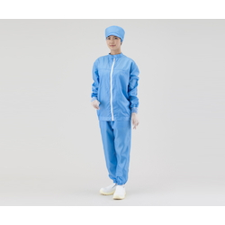 Quần phòng sạch size 3L (trắng) 2-5189-05 ASONE