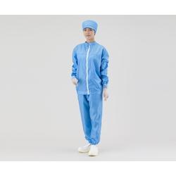 Quần phòng sạch size S (xanh dương) 2-5190-01 ASONE