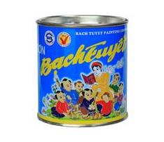Sơn dầu màu vàng 1kg TGCN-36311 BACH-TUYET