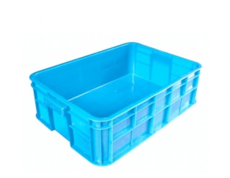 Sóng nhựa bít HS003-SB (màu xanh) LONGTHANHPLASTICS