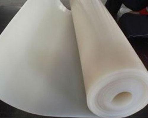 Tấm Silicone trắng 1000 x 1000 x 4mm TGCN-35414 VietNamPlastics