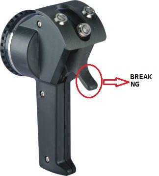 Tay đo cho đồng hồ đo lực căng T101-00014 Yokogawa