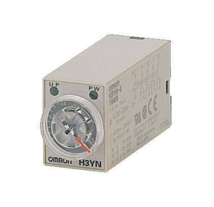 Bộ đặt thời gian H3YN-4-Z Omron