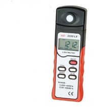 Hiệu chuẩn máy đo cường độ ánh sáng 2330 LX- Calibration SEW