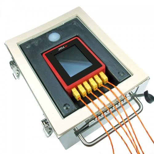 Máy ghi nhiệt trong tủ sấy CX3020 TQC