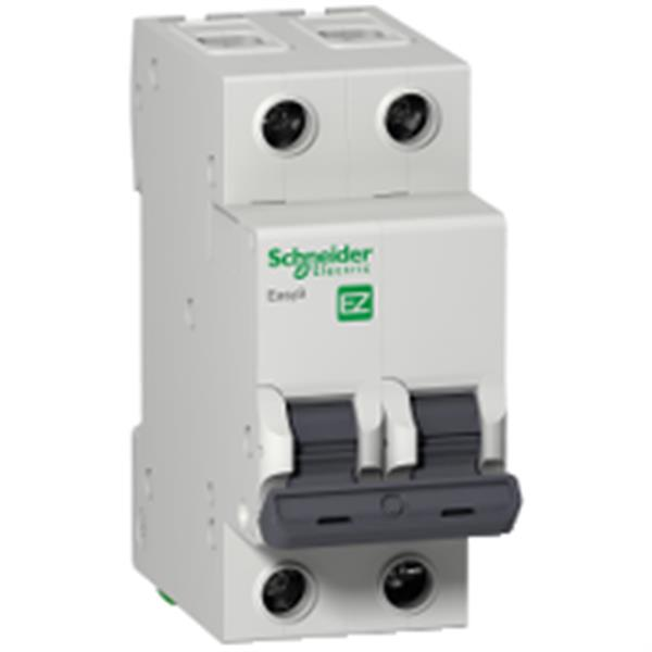 MCB 2P_50A - 4,5kA EZ9F34250 schneider-electric