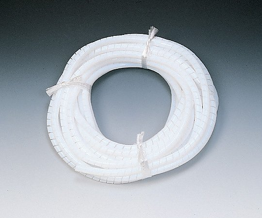 Ống nhựa xoắn ốc PTFE-10 φ8 × φ10 mm 1-6435-03 ASONE