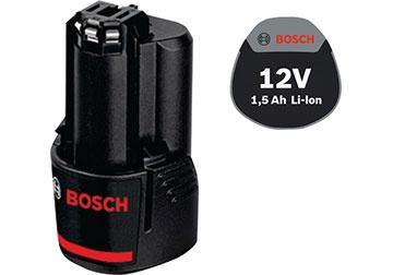 Pin Li-Ion 12V/1.5Ah 1600A00F6U BOSCH