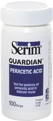 Que thử hiệu năng Peracetic Acid trong chạy thận nhân tạo 5106 SERIM
