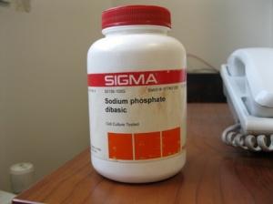 Sodium Phosphate, Dibasic anhydrous Na2HPO4 7558-79-4 SIGMA-ALDRICH