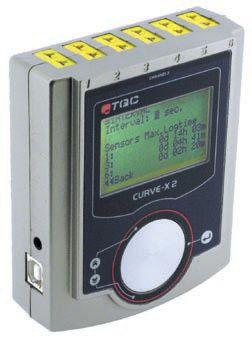 Thiết bị ghi nhiệt CX1500 CURVE-X2 TQC