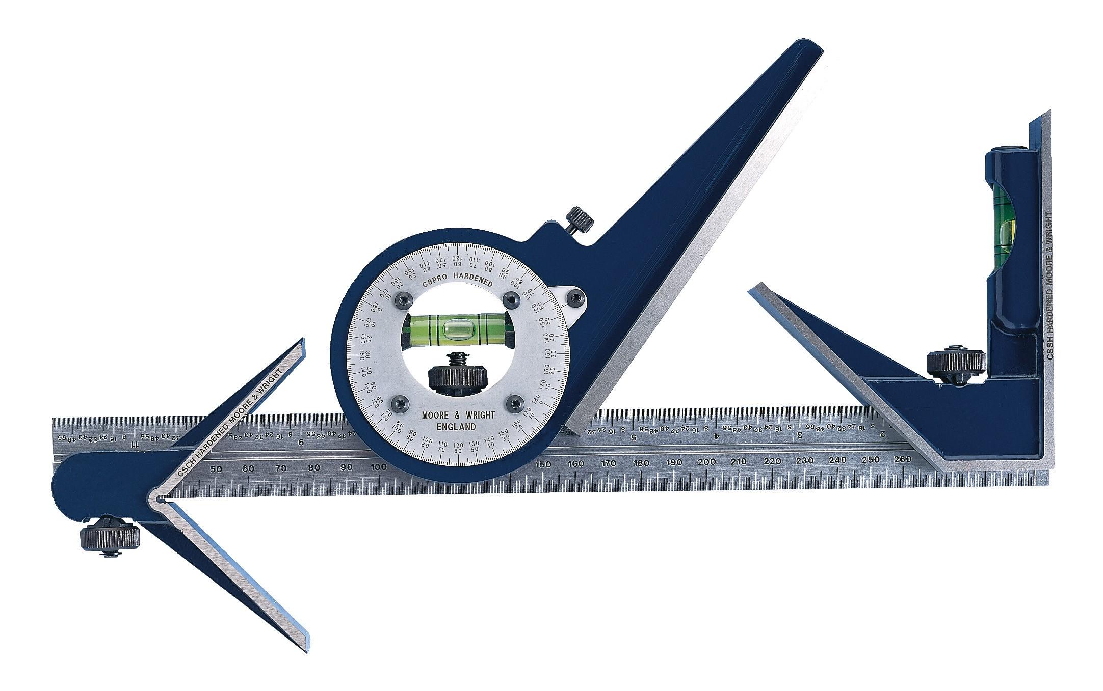 Thước đo góc vạn năng CSM300 MooreAndWright