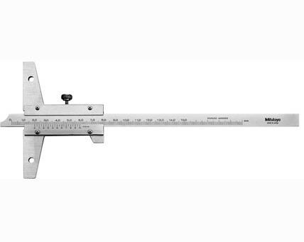 Thước đo sâu 0-600 mm 527-204 MITUTOYO