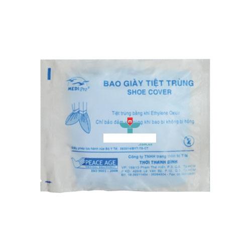 Bao giày tiệt trùng TGCN-38147 Vietnam