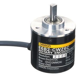 Bộ đo tín hiệu xung E6B2-CWZ6C Omron