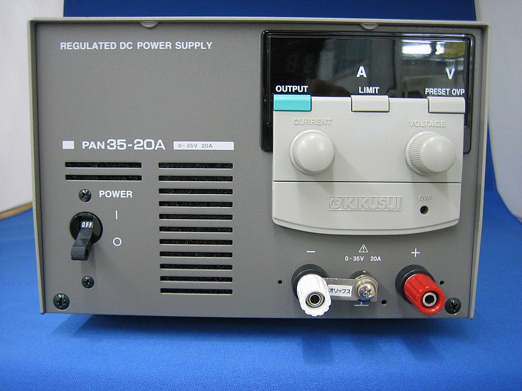 Bộ đổi nguồn  PAN35-20A Kikusui