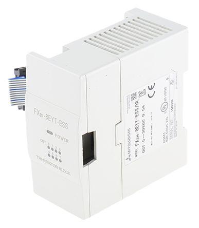 Bộ lập trình PLC FX2N-8EYT-ESS/UL Mitsubishi