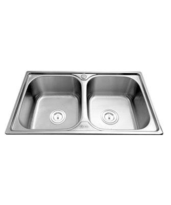 Chậu rửa chén inox cao cấp VN-7843 VANNI
