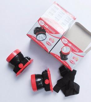 Đèn pin đội đầu ZY-5555B China