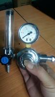 Đồng hồ điều áp (đồng hồ đo khí argon)-loại thường 191- ars China