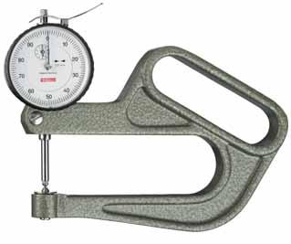 Đồng hồ đo độ dày 10 mm J-100-A KAEFER