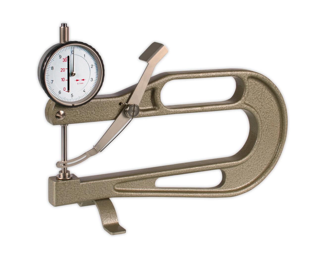 Đồng hồ đo độ dày 30 mm K-200-C KAEFER