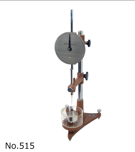 Dụng cụ đo độ Xuyên Kim  No.515 YASUDA