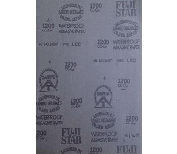 Giấy nhám nước dạng tờ F 230X280 P1200 Fujistar
