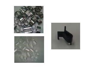 Kẹp mẫu bằng nhựa cho đúc nguội AM0486 Herzog