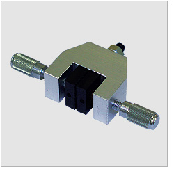 Kẹp phẳng cho thiết bị đo lực MODEL-201 Aikoh