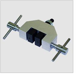Kẹp phẳng cho thiết bị đo lực MODEL-203 Aikoh