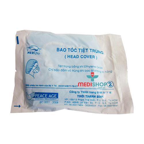 Mũ trùm đầu tiệt trùng cho nữ TGCN-38148 Vietnam
