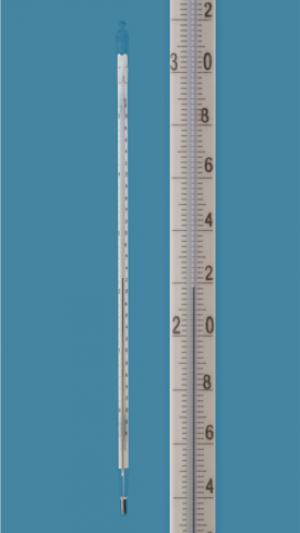 Nhiệt kế thủy ngân âm sâu chuẩn ASTM 33C A300500 Amarell