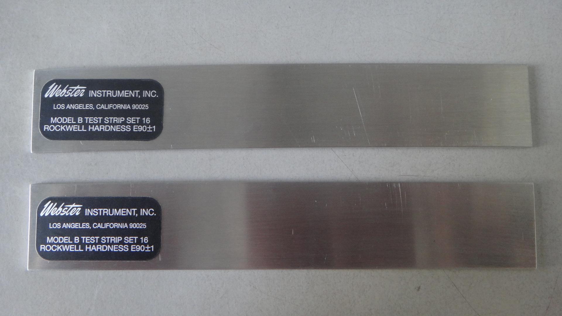 Thanh chuẩn dùng để kiểm tra máy độ cứng HA-5511 Webster
