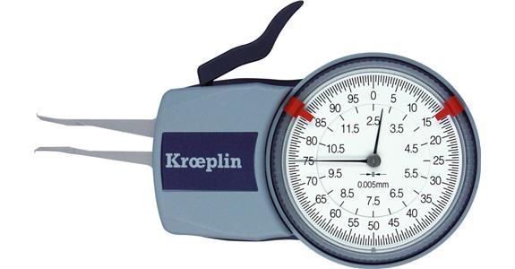 Thước cặp đồng hồ điện tử 5-15 mm  H105 KROEPLIN