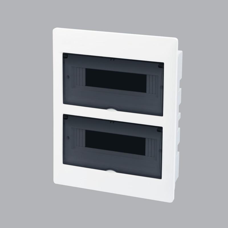Tủ điện âm tường chứa MCB  TS-20 MPE