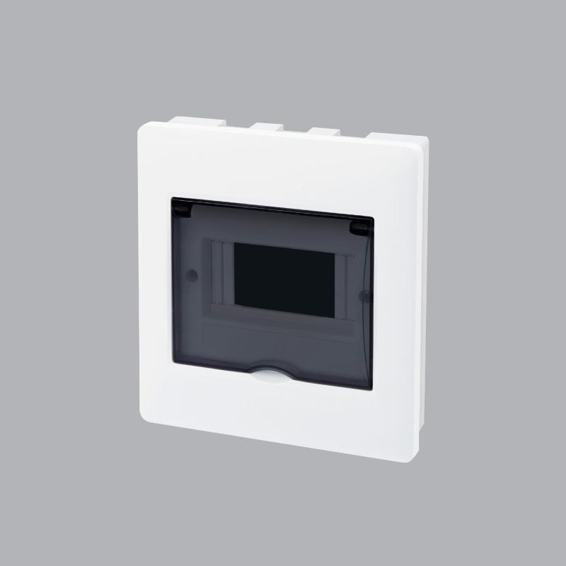 Tủ điện âm tường chứa MCB TS-4 MPE