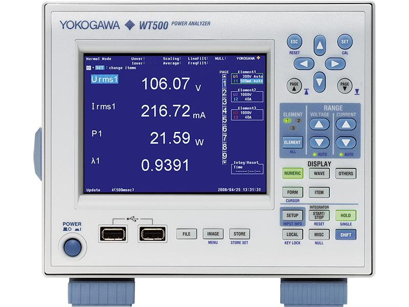 Bộ đổi nguồn  WT500 Yokogawa