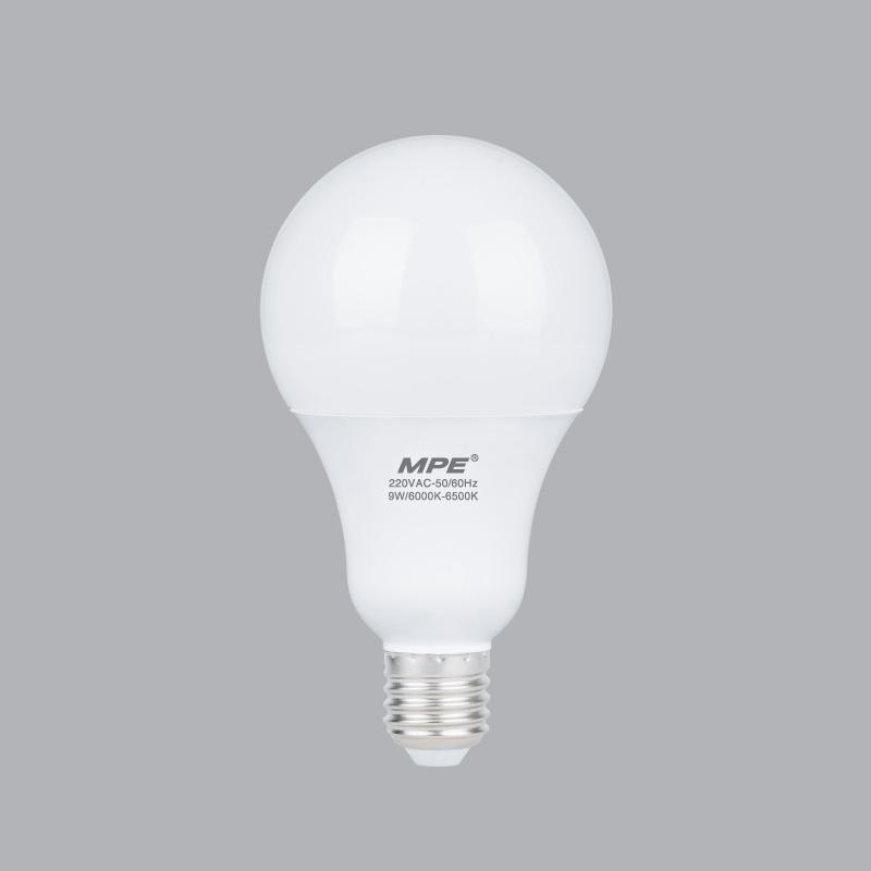 Bóng đèn Led Buld 9W màu vàng A70 LBL-9V MPE