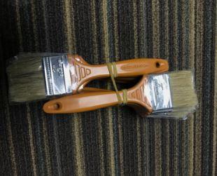 """Cọ sơn cán vàng 3"""" TGCN-38365 VietnamMaterials"""