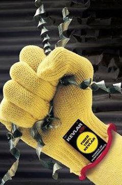 Găng tay chống cắt chịu nhiệt sợi Kevla  TGCN-38334 DUPONT