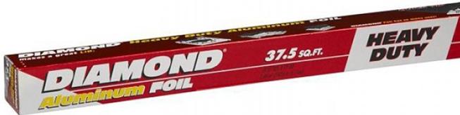 Giấy nhôm 25 sqft TGCN-38376 DIAMOND