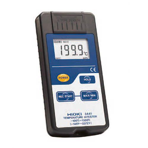 Hiệu chuẩn thiết bị đo nhiệt độ 3441-Calibration HIOKI