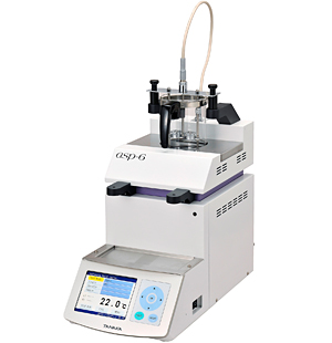 Máy đo điểm chảy mềm tự động ASP-6 Tanaka