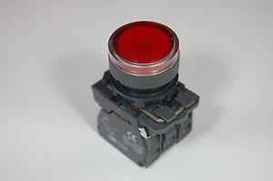 Nút nhấn đèn Led 230VAC phi 22, màu đỏ XB5AW34M5 schneider-electric