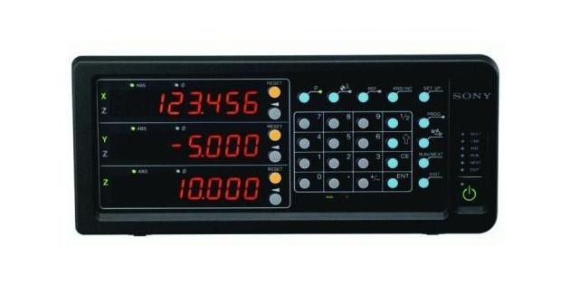 Bộ đếm cho thước quang GB-025ER LH71A-1 Sony