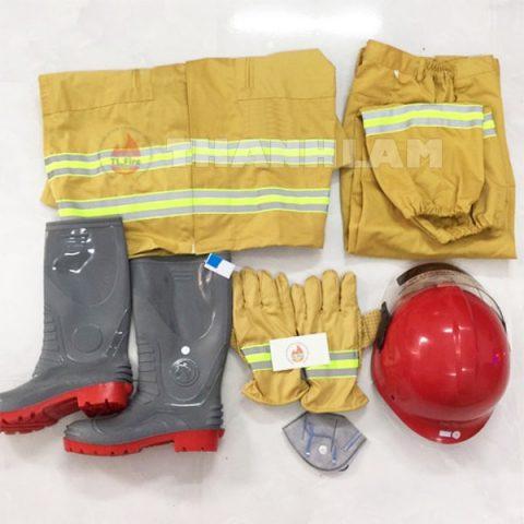 Bộ trang phục chữa cháy theo thông tư 48 bộ quần áo PCCC TGCN-39103 Vietnam