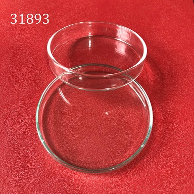 Đĩa petri thủy tinh 80x15mm 237554205 DURAN